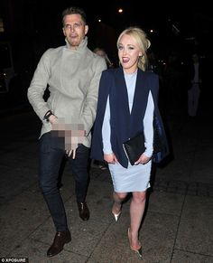 Two steps ahead: Sources claim Jorgie 'didn't know what to do or how to react. But she ref...