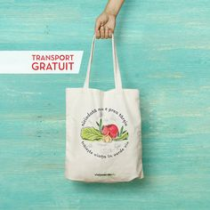 Sacoșa Nu e prea târziu Take Care Of Yourself, Reusable Tote Bags, Green