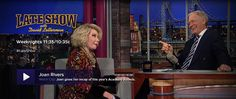 Get tickets to Late Show with David Letterman  http://www.cbs.com/shows/late_show/tickets/