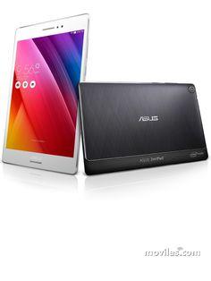 Fotografía Varias vistas del Tablet Asus ZenPad S 8.0 Z580CA Blanco y  Negro. En la ac9a2fb80eb65