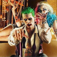 I love this sm! Joker Queen, Jared Leto Joker, Joker Wallpapers, Evolution T Shirt, Foto Instagram, Joker And Harley Quinn, Comic Movies, Gotham City, Beautiful Eyes