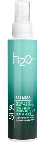 H2O Plus Sea Moss Replenishing Body Lotion Spray - This stuff is awesome!@H2O_Plus