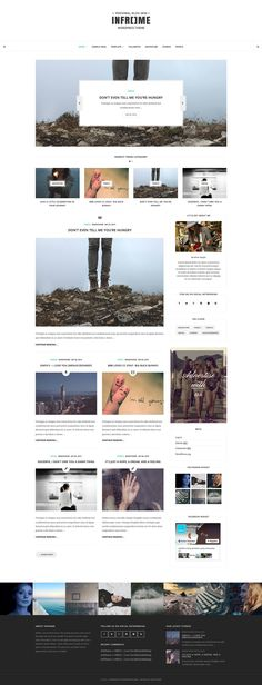 Inframe - WordPress Magazin Theme - Handpicked Themes » Handpicked Themes