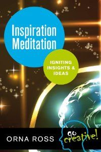 Inspiration Meditation. New cover for the 2nd edition.