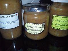 Bratapfelmarmelade von kruemelmonster auf www.rezeptwelt.de, der Thermomix ® Community