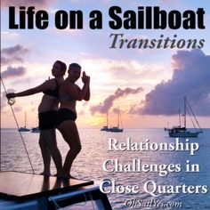 Traveling with teens and living aboard a sailboat as a family has some challenges from time to time. This is my perspective as a liveaboard, full time traveling family parent