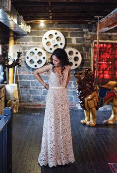 Concept: Gorgeous Lace - The Wedding Album: Saira & Ian's musical affair at the Berkeley Field House - Gallery | torontolife.com