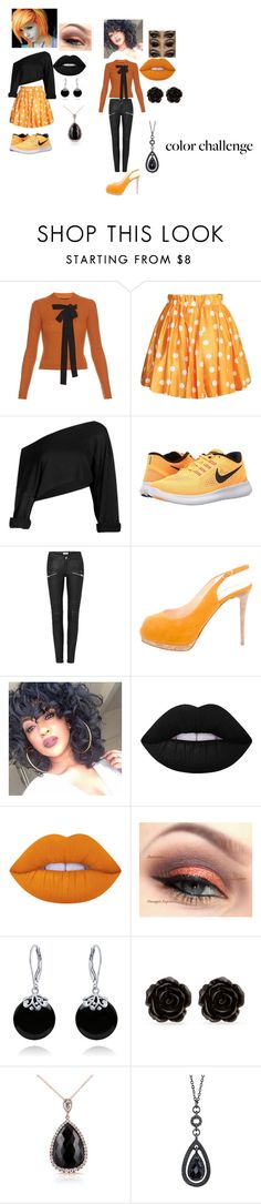 """""""Color Challenge"""" by live-free9 ❤ liked on Polyvore featuring interior, interiors, interior design, home, home decor, interior decorating, Rochas, Retrò, NIKE and Giuseppe Zanotti"""