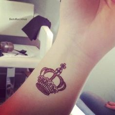 wrist tattoo | Tumblr