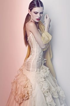 Modern fairytale./ Cinderella / karen cox. Lovely fairy tale gown