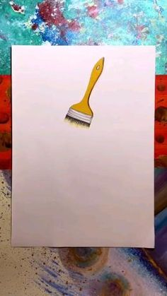 3d Art Drawing, Art Drawings Sketches Simple, Pencil Art Drawings, Simple Canvas Paintings, Diy Canvas Art, Art Painting Gallery, Pastel Art, Amazing Art, Watercolor Art