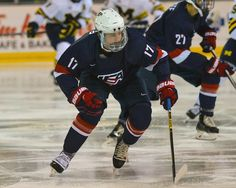Highlights From US World Juniors Camp Inter-Squad Scrimmage - http://thehockeywriters.com/highlights-from-us-world-juniors-camp-inter-squad-scrimmage/
