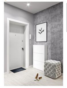 ⬅️➡️Do you like beautiful hallways? Interior Design Living Room, Living Room Decor, Bedroom Decor, Home Room Design, House Design, Pinterest Room Decor, Hallway Decorating, Home And Deco, House Rooms