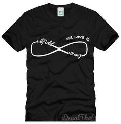 Our Love is Oilfield Strong TShirt. Oilfield Girlfriend, Oilfield Trash, Oilfield Wife, Black And White Shirt, White Shirts, Grey Shirt, T Shirt, Oil Rig