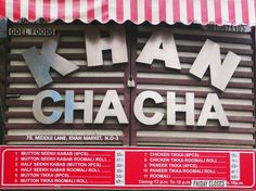 Order food online from Khan Chacha. Free home delivery from various restaurants in Delhi-NCR. Deals and discounts on online food ordering. Pay online or cash on delivery.