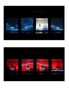 Flagburning - Es Devlin Stage Lighting Design, Stage Design, Event Design, Interactive Installation, Installation Art, Dark Fantasy Art, Es Devlin, Set Design Theatre, New Media Art