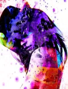 GIRL COLORS » Prints