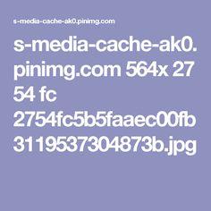 s-media-cache-ak0.pinimg.com 564x 27 54 fc 2754fc5b5faaec00fb3119537304873b.jpg