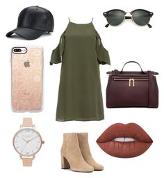 Designer Clothes, Shoes & Bags for Women Karen Walker, Olivia Burton, Daily Look, Lime Crime, Casetify, Yves Saint Laurent, Ray Bans, Shoe Bag, Polyvore