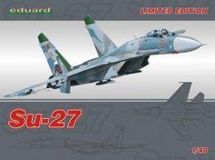 Eduard Su-27 (ölçek 1:48)