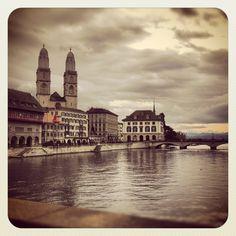 Somewhere in Switzerland...