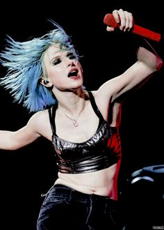Hayley Paramore, Paramore Hayley Williams, Hayley Wiliams, Her World, American Idol, Hot Topic, Celebrity Crush, Abs, Rock
