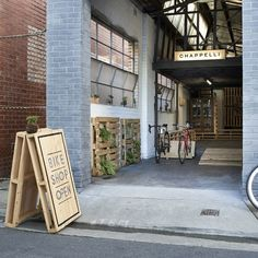 Australian firm Chappelli Cycles reaping the rewards for award-winning bike design Velo Shop, Shop Facade, Bike Store, Cafe Shop, Retail Space, Cafe Interior, Shop Interiors, Bike Design, Point Of Purchase