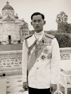 "theimperialcourt: "" King Bhumibol Adulyadej of Thailand "" R.I.P. King Bhumibol Adulyadej of Thailand, 5 December 1927 – 13 October 2016"