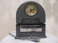Vintage 1930's Simplex working Simplex time by myretromenagerie