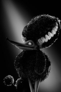 "Perséphone - from ""Frankenweenie""   © Tim Burton"
