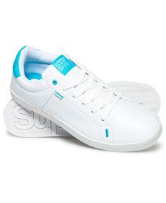 ae2e59df5b Superdry SD Tennis Sneaker für Damen. Der SD Tennis Sneaker ist ein Freizeit -Tennisschuh