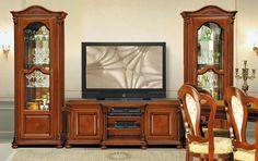 Vitrina si Comoda plasma Living, Plasma, Interior, Furniture, Home Decor, Cabinets, Decoration Home, Room Decor, Design Interiors