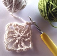 Mindful crochet by Shelley Husband
