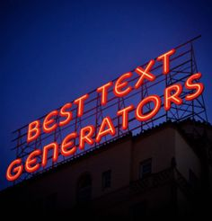NEON SIGN   Photofunia Best Text Generators http://photofunia.com/categories/all_effects/neon