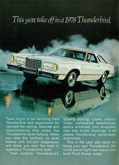 1978 Ford Thunderbird | Flickr - Photo Sharing!