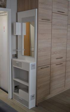 Meuble d'entrée en carton et miroir SG Mobilier Carton - Angers
