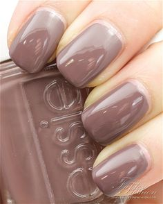Essie Fall 2012 - Don't Sweater It.