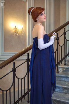 Historical Accuracy Reincarnated - Anastasia costumes brought to life!