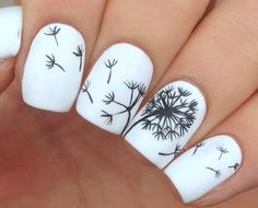 35 Lovely Nail Art Ideas: The Best Nail Trends in 2017 - Beauty Nail Design - Spring Nails Nail Design Spring, Spring Nail Art, Spring Nails, Nail Summer, Spring Art, Winter Nails, Cute Summer Nails, Summer Art, Summer Colors