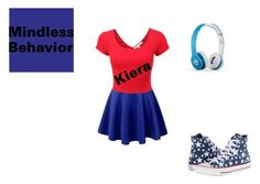 """""""Red,White,and Cute"""" by kiera-912 ❤ liked on Polyvore"""