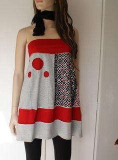 Ihana, monikäyttöinen mekko