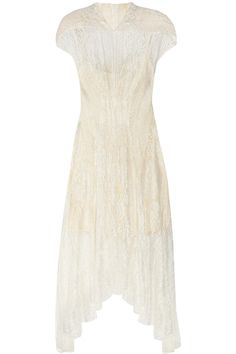 Lover | Wiccan asymmetric lace dress | NET-A-PORTER.COM
