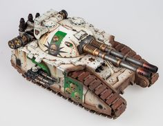 Golden Demon: Tanks Review | Warhammer World