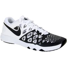 Penn State Nittany Lions Nike Train Speed 4 Week Zero College Collection Shoes - White