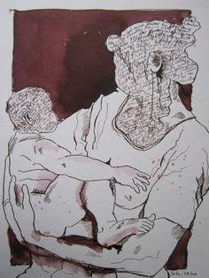 Mother and Child  http://www.susannehaun.de