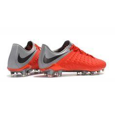 cecc27edcb5 Nike Mens Soccer Cleats - Nike Hypervenom Phantom III Elite FG Light  Crimson Metallic Dark Grey Wolf Grey - Cheap Football Boots - Firm Ground -  Mens ...