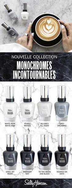 Black to Basics   Complete Salon Manicure