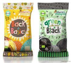 New packaging for Organic Swedish Candy. Ekorrens Ekologiska.  designs from ecojot designer Carolyn Gavin - BLOG