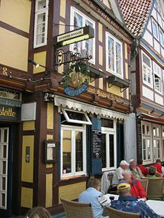 Celle, Germany, very Bavarian