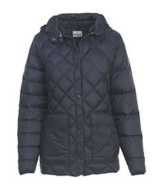 """A different take on the average down quilted jacket – the down rich quilted jacket has different quilt patterns throughout giving it a unique and stylish flare.       Famous Words of Inspiration...""""Inside every working anarchy, there's an Old Boy...  More details at https://jackets-lovers.bestselleroutlets.com/ladies-coats-jackets-vests/quilted-lightweight-jackets/product-review-for-woolrich-white-collection-womens-down-rich-quilted-jacket/"""